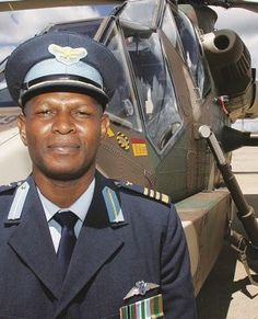 FLYING HIGH: Major General Fabian Zakes Msimang has been named the new head of the South African Air Force, to replace Lieutenant General Carlo Gagiano. Bp Oil, South African Air Force, Lieutenant General, Major General, Aeroplanes, My Dad, Aviation, Memories, News