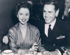 LCdr. Black and Shirley Temple Black When Hollywood was Patriotic.