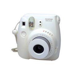 Cámara Fujifilm Instax Mini 8 White - ReifStore