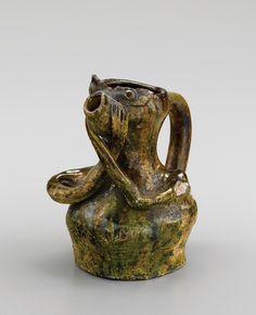 Garry Atkins | Anthropomorphic Jug | New York Ceramics & Glass Fair