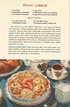 Charming handwritten recipes, old clippings, vintage recipe booklets & promo pieces. Retro Recipes, Old Recipes, Vintage Recipes, Cookbook Recipes, Dessert Recipes, Cooking Recipes, 1950s Recipes, Family Recipes, Kitchen