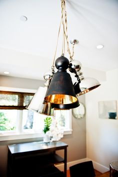 Why not cluster pendants? Contact us if you would like us to do this for you. Elegant, Interior, Lighting, Luxury, Ceiling Lights, Lighting Design, Cluster Pendant, Home Decor, Diy Lighting