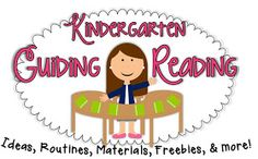 grade idea, kindergarten guid, guid read, center idea, guided reading, kindergarten blog