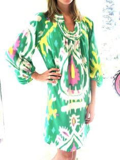 Ikat, Is My Favorite...love it for resort and beach wear...summer parties