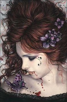 Victoria Francis art...one of my favorite artists!