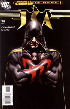 JSA (#79) - cover by Alex Ross