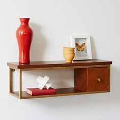 This could be nice as a bedside table instead of a nightstand.
