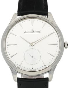 From the same series as Dr Strange's watch ❤️ Jaeger-LeCoultre Master Ultra Thin
