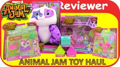 Check out this Animal Jam Toy Haul here: https://www.youtube.com/watch?v=66NnC5LbICg