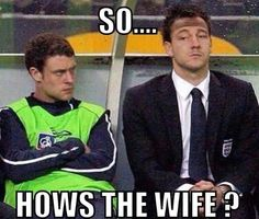 Football joke, John Terry