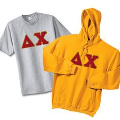 Fraternity Hoody and T-Shirt Twill Package Deal