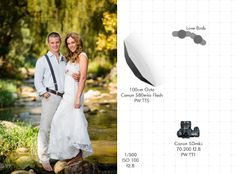 I think the biggest tip I can give you for off camera flash or any flash work is to expose for your ambient light and then only add flash.  For more of my work please visit www.dreampixweddings.co.za #wedding #OCF #offcameraflash #pocketwizard #bride #groom #tutorial