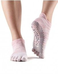Full Toe Low Rise Grip Socks