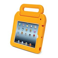 Kensington SafeGrip K67796AM Carrying Case for iPad - Yellow