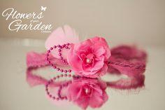 Beautiful Baby Head tie for newborns in Pink by greenearthstudio, $9.95