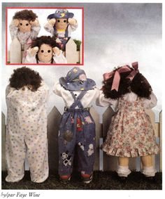 In search of doll buildings for teenagers? We have a great range of fantastic cartoon doll holds. Doll Crafts, Sewing Crafts, Sewing Projects, Sewing Ideas, Doll Patterns Free, Doll Sewing Patterns, Toddler Dolls, Child Doll, Sock Dolls