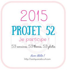 Un bébé, ça change la vie...: Projet 52 - 2015 #1 : Nouvelle Année !