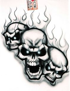 Skulls Airbrushing Free Skull Stencils Tattoo Designs Page 2 Pictures Airbrush Templates Template Monster Logo Skull Tattoo Design, Skull Tattoos, Body Art Tattoos, Tattoo Drawings, Art Drawings, Tattoo Designs, Graffiti Tattoo, Graffiti Drawing, Graffiti Art