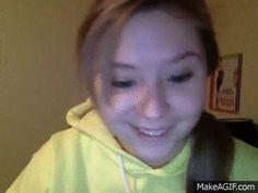 "Ashley Mardell ""I love you"" on Make A Gif"