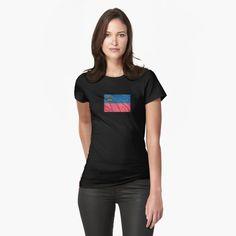 T-shirt 'France' par nikkkooo Rainbow Flag, Rainbow Pride, T Shirt France, Print On Demand, Online Shopping, Grunge, Legging, Tie Dye Patterns, Red S