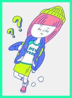 QUESTION GIRL