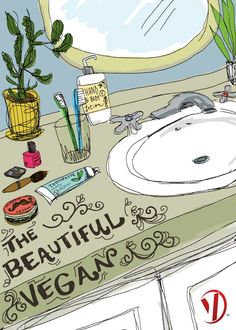 What does it take to be a truly beautiful person? This week on the Vegan Mainstream blog we are going to be talking about Vegan Beauty – inside and out. We'll look at the literal side of Vegan Beauty – why it's important to shop cruelty-free, and resources for doing just that; and we'll look at the deeper meaning of beauty – the kind that comes from the inside, out. Join us for another great week of discussion on the Vegan Mainstream blog!