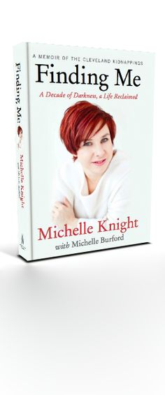 A VICTOR, not a victim. Michelle Knight has written a book about being kidnapped, tortured and held hostage for more than a decade. She wants people to know they can survive anything.