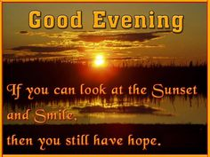Good Evening Message Quotes Sayings Suvichar Pictures Wallpapers