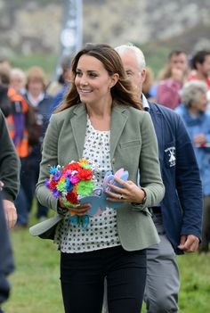 Kate Middleton - First offical appearance after giving birth