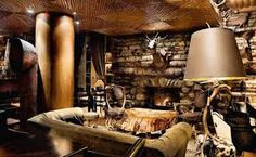 We have everthing for a nice chalet chic look.