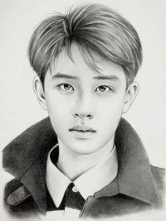 Kyungsoo from the Past by manapia