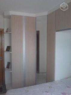 2 quartos móveis planejados no Espaço Verde - GAMA