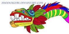 dibujos tatuajes tribales tolteca - Cerca amb Google