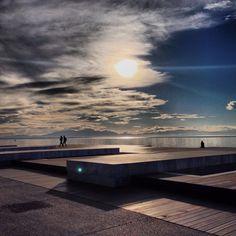 "Thessaloniki ""Nea paralia"", walking by the sea. Endless Love, Thessaloniki, Walking By, Crete, Rings For Men, Island, Sea, Places, Unique"