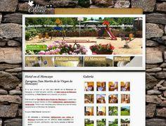 Hotel Gomar http://www.hotelgomar.com/ #web #turismo #aragon #zaragoza