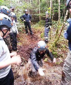 Family Getaways: Bear Grylls Survival Academy