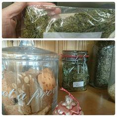 Home grown marihuana