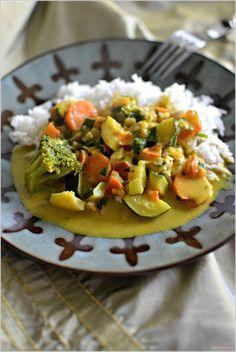 Sweet my Kitchen: Caril de legumes