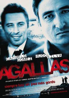 Agallas (2009), : Andrés Luque Pérez, Samuel Martín Mateos.
