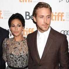 nice Eva Mendes and Ryan Gosling Secretly Tie the Knot