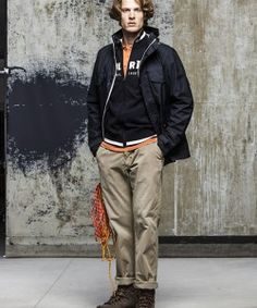 Woolrich John Rich & Bros. Spring/Summer 2013 Collection