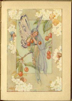 The Wild-Fruit Fairies | MARGARET St. John Webb TARRANT, Marion | Fourth Impression | oldimprints.com