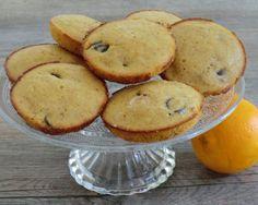 Ma petite cuisine gourmande sans gluten ni lactose: Petits gâteaux au citron bergamote et aux cranberries sans gluten ni lactose