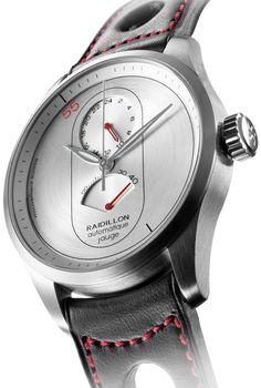 Raidillon Steel Swiss Power Reseve #watch
