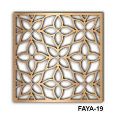 #FAYA Mashrabiya Jaali Design, Cnc Cutting Design, Laser Art, Islamic Patterns, Fabric Stamping, Carving Designs, Stencil Patterns, Scroll Saw Patterns, Ceiling Design