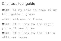 Image result for chen exo meme