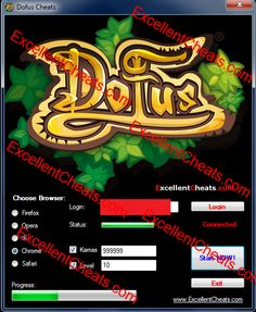 Download dofus cheats working on all browsers and free from threats