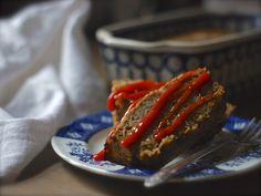 glazed turkey oat quinoa meatloaf