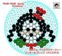 tsum tsum クリスマス グーフィー