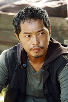 Miles Straume played by Ken Leung